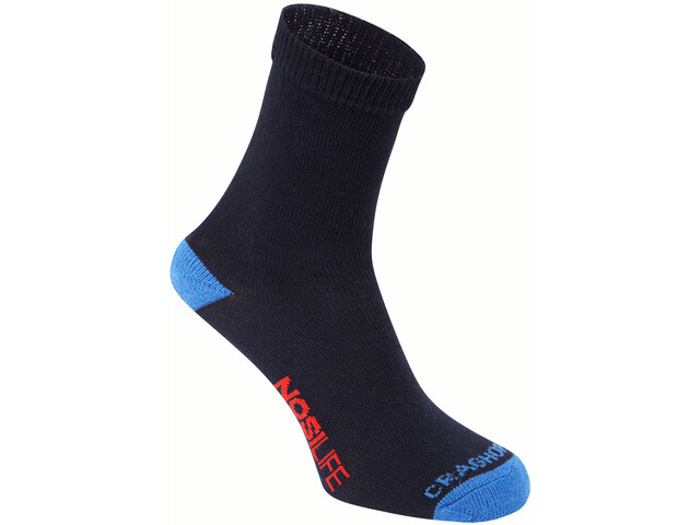 Craghoppers NosiLife Travel Chaussettes Single Enfant, dark navy